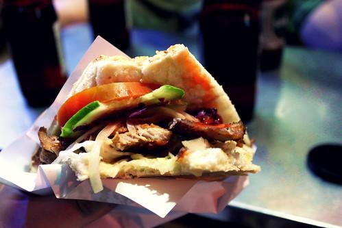 Banh Mi + Kebab