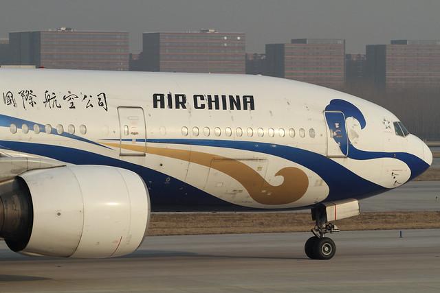 Air China B777-200(B-2059)