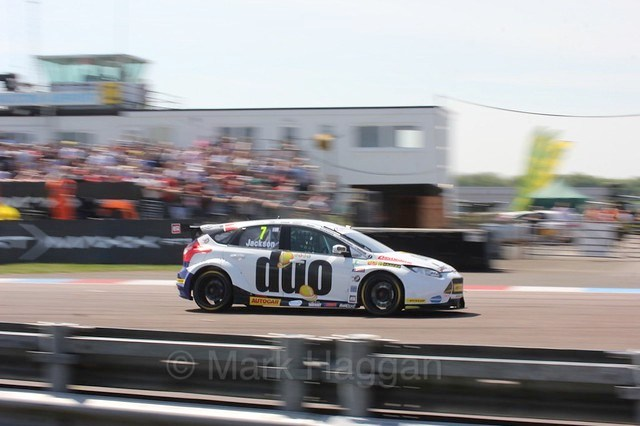 BTCC Weekend at Thruxton, May 2016