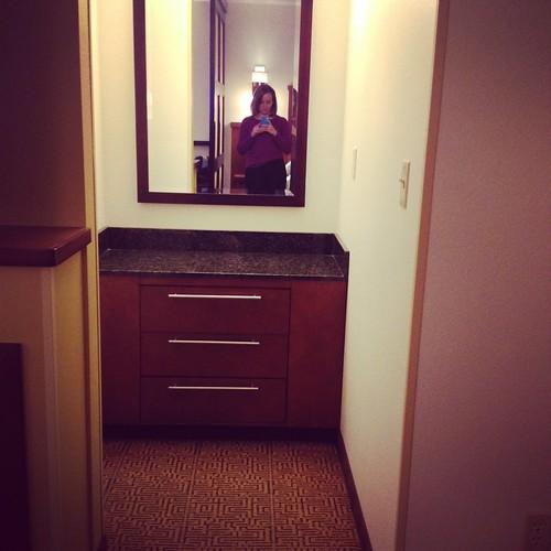hyatt place hotel interior room view