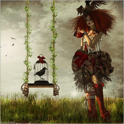 Caoimhe Lionheart Caged