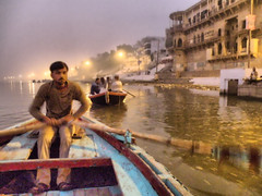 Benarés, Varanasi (India)