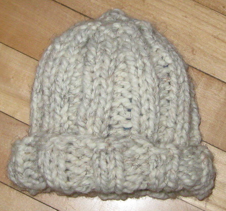 Wool Ease Hat FO-1
