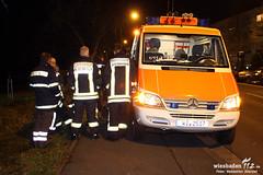Vermisstensuche Wiesbaden 11.12.11