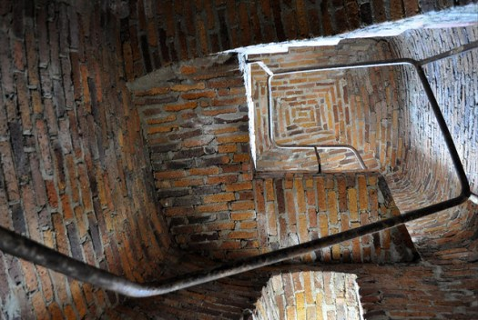 andré bloc, sculpture-habitacle 3, la tour, interior, meudon, paris, france 1966