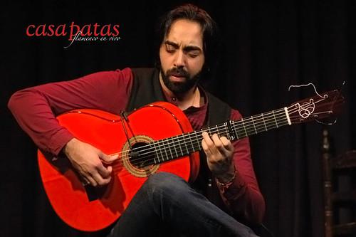 Carlos de Jacoba. Foto: Martín Guerrero