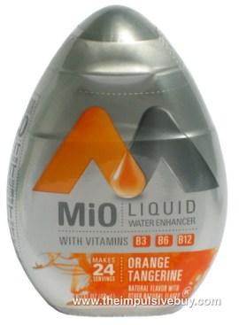 MiO Orange Tangerine Liquid Water Enhancer with Vitamins