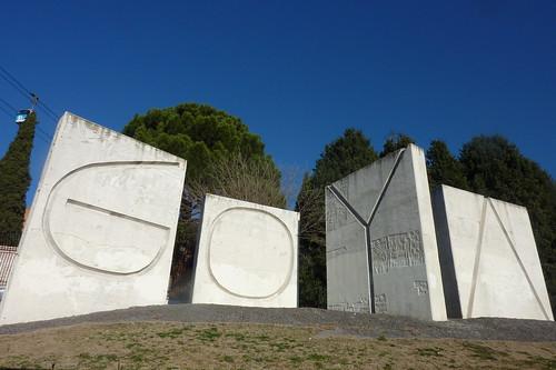 Géocache Cementerio de Florida Madrid