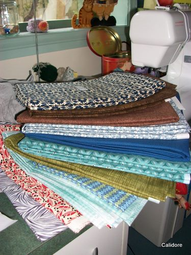 New Fabric - all 100% cotton