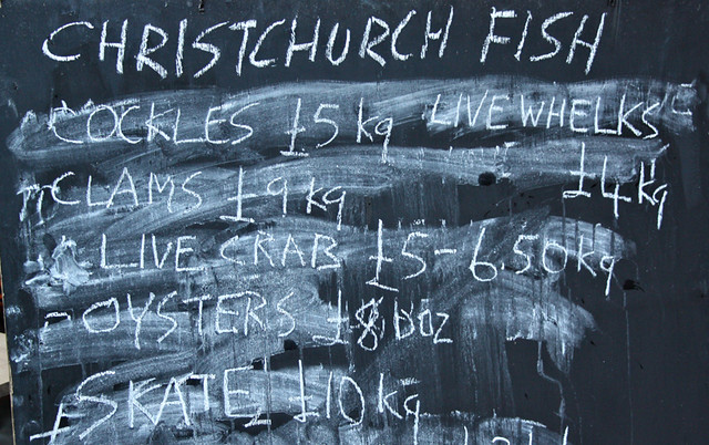 Christchurch Fish