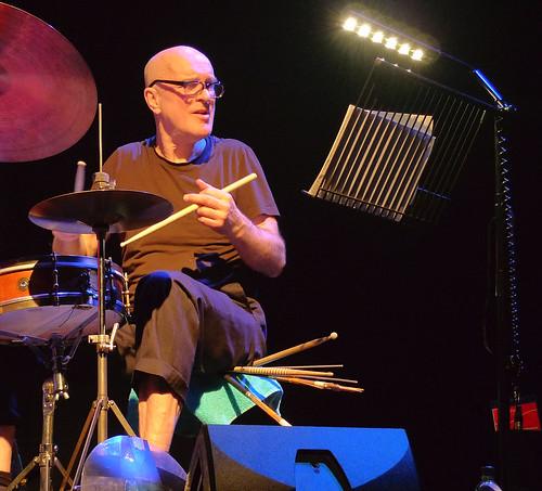 Phil Minton Quartet @ Kings Place 6.2.12