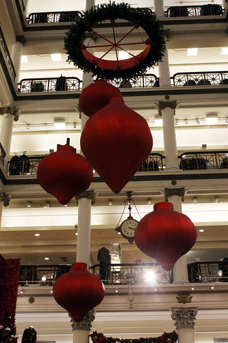 Decorations in Macy's