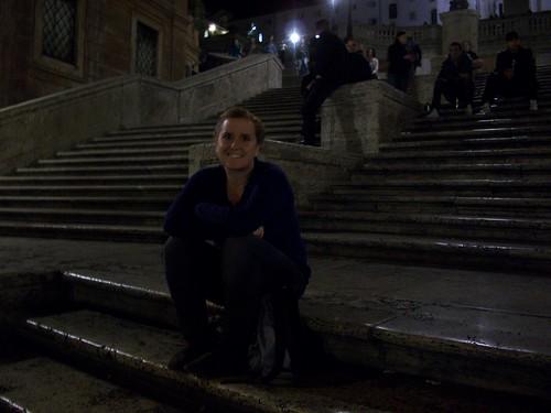 86 me spanish steps