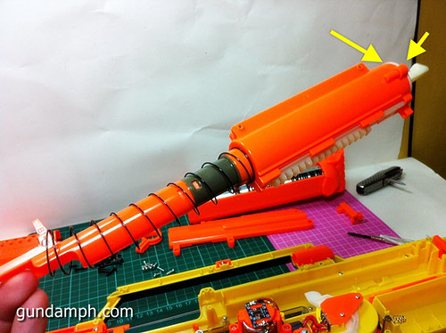 NERF Stampede Basic Modification Attempt (6)