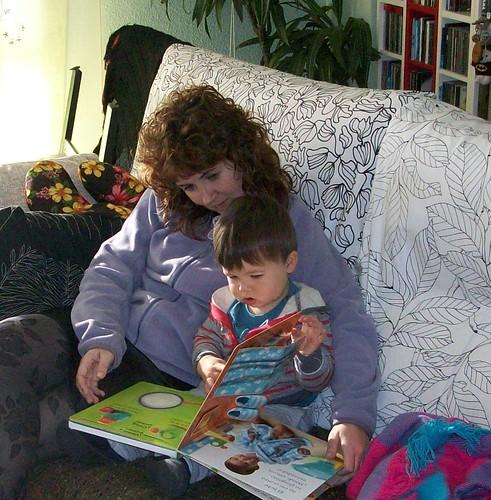 me gusta leer cuentos con mamá