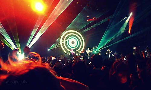 Coldplay in Abu Dhabi