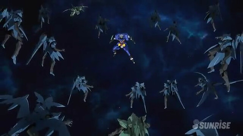 Gundam AGE  Episode 13  Space Fortress Ambat Youtube  Gundam PH (10)