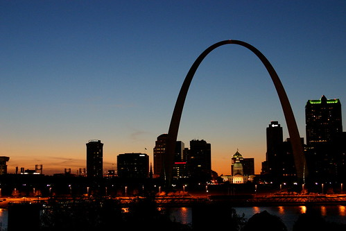 Gateway Arch, St Louis, Missouri