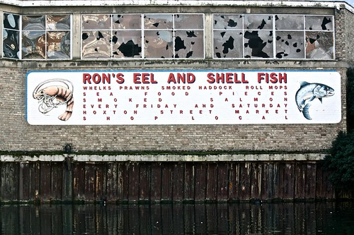 Ron's Eel and Shell Fish