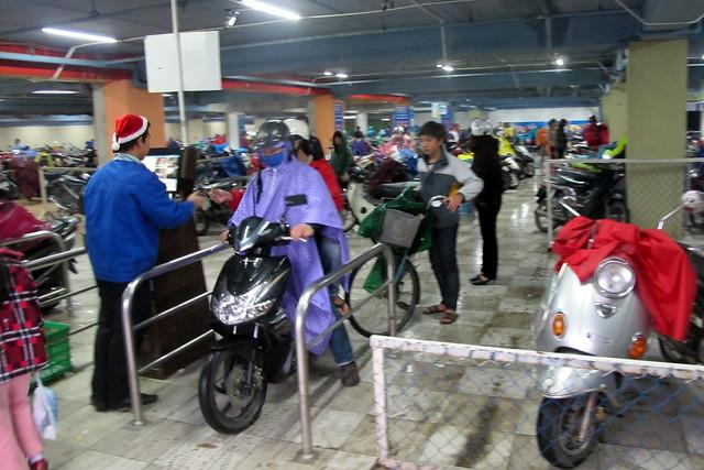 Motorcycle Valet