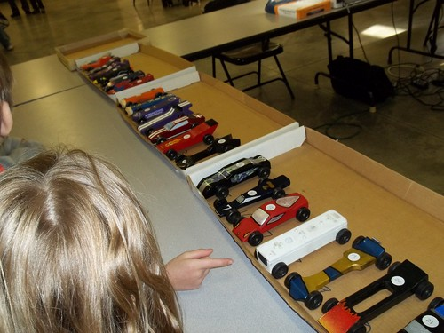 022/366 [2012] - Pinewood Derby