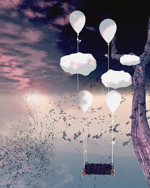 Cloudballoom