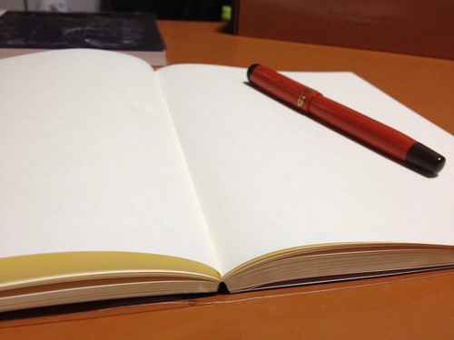 C.D notebook
