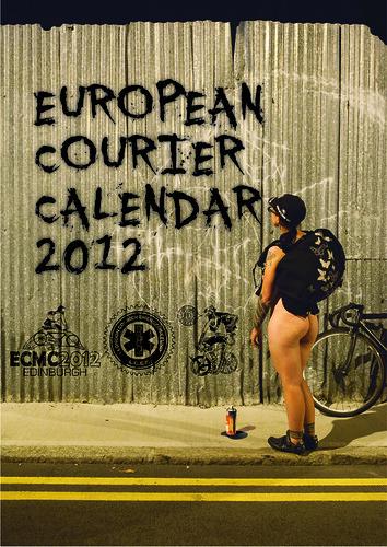 European Courier Callendar 2012