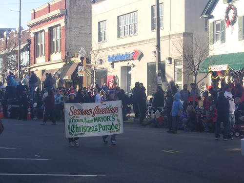 Mayor's Christmas Parade
