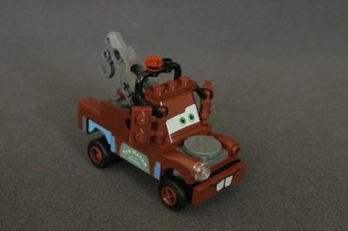 8638 Spy Jet Escape Mater