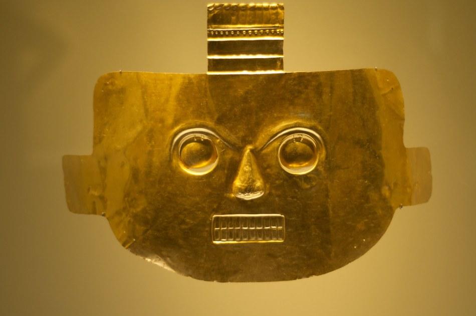 Museum in Bogota