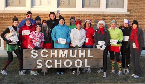 F'N Runners Christmas Eve