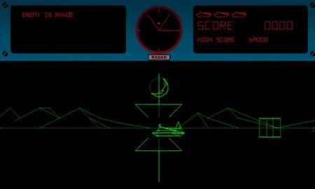 Rocking' it old (and new) school: Atari Battlezone for the iPad