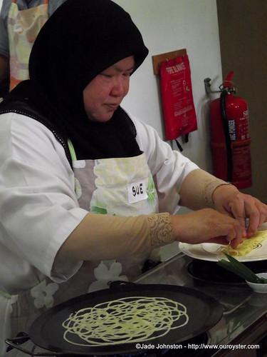 lazat cooking school