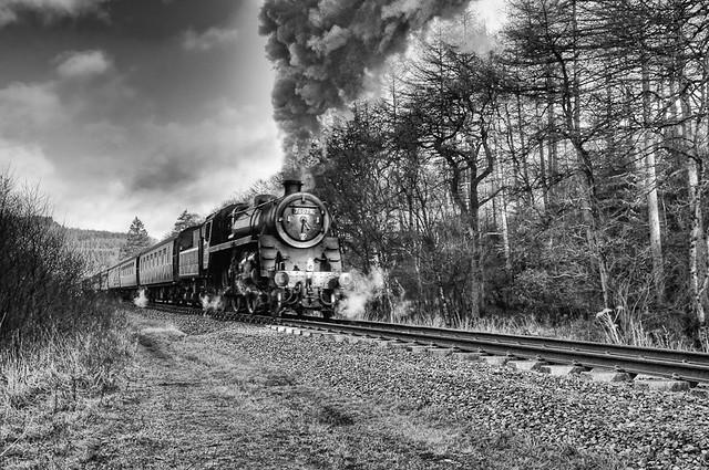 Steam Powered - Levisham Railway