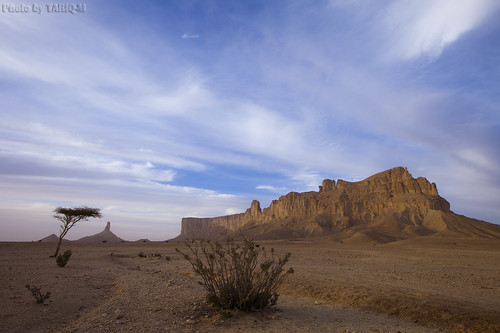Tuwaiq Mountains by TARIQ-M