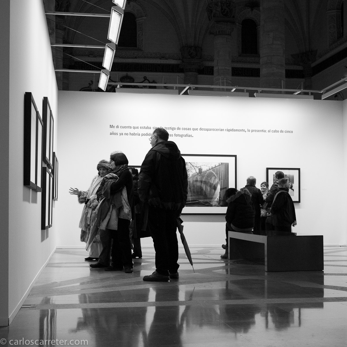 Exposición Català-Roca (Lonja)