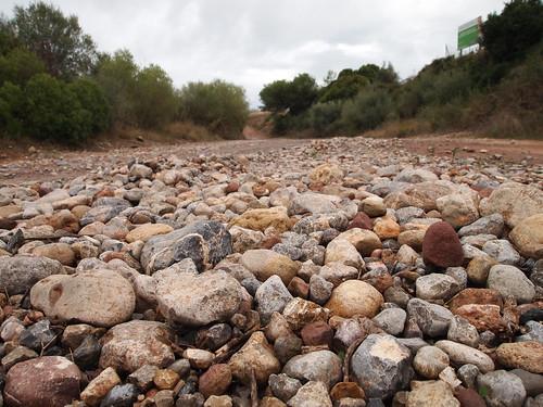 Lecho del Río Chinchilla (Oropesa del Mar)