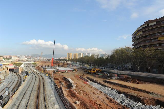Zona puente Calatrava - Norte - 12-11-11 - Cortesía de Charlie