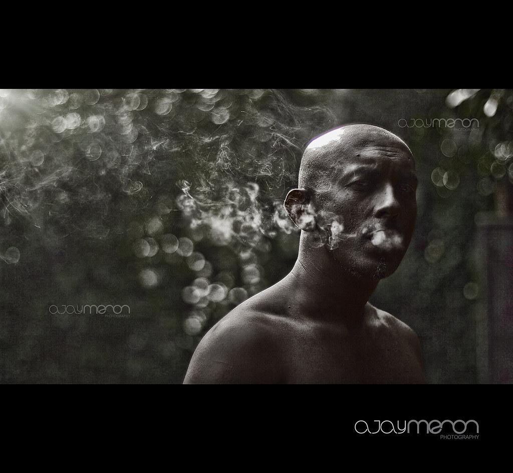 ajay menon india smoking photography