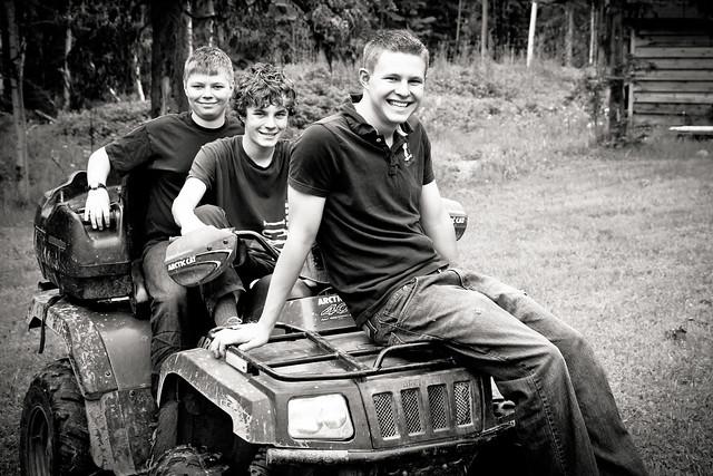 Family Photos - ATV