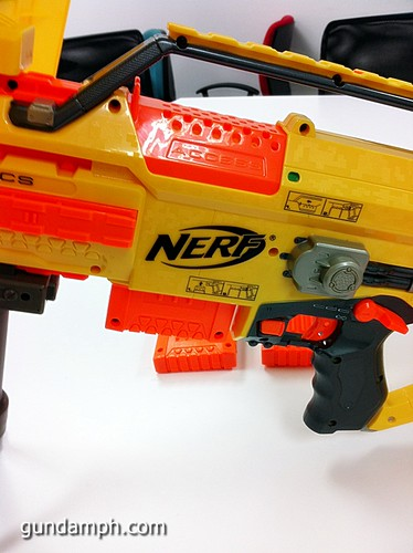 NERF Sale 50% Off Stampede Raider Recon Unboxing Review (35)