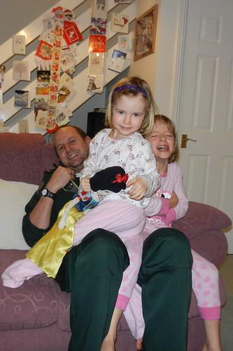 Rich, Millie & Amber