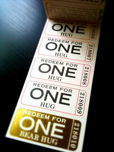 Le Hug Ticket