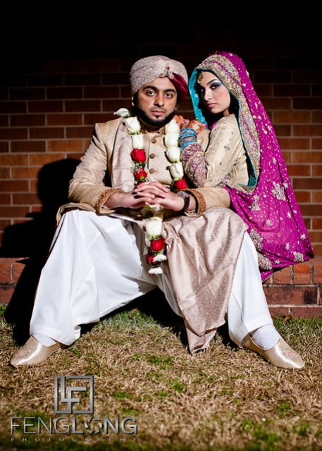 Z & A's Wedding | Fort Gordon Officer's Club & Augusta Marriott | Augusta Indian Pakistani Wedding Photographer
