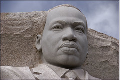 Martin Luther King, Jr., Memorial --  Washington (DC) December 2011
