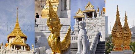 Bangkok - Templul lui Budha de aur