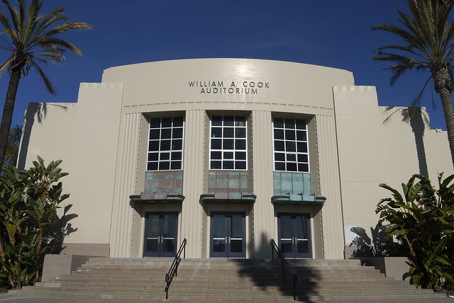 William A Cook Auditorium Anaheim High School