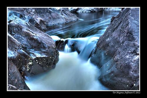Silk River in Kongsberg, Explorer #185 Jan 13, 2012 by Tor Magnus Anfinsen
