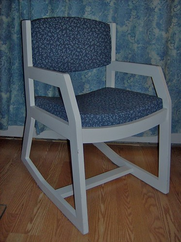 Finished chair 2